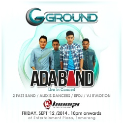 ADA BAND – Live in Concert