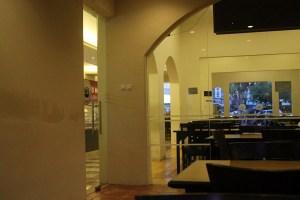 Interior Restoran Yung Ho Semarang