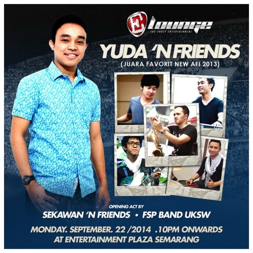 Yuda 'N Friend Live in Concert